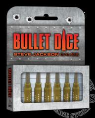 Steve Jackson Bullet Dice - 6d6
