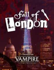 Vampire the Masquerade Fall of London