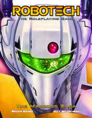 Robotech: The Macross Saga RPG