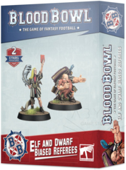 Blood Bowl: Elf & Dwarf Biased Referees ( 202-16 )