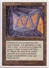 Mana Crypt (White Border)