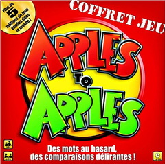 Apples to Apples (Francais)