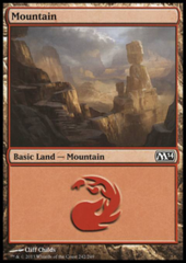 Basic Lands : Mountain