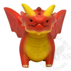 Figurines of Adorable Power: Dungeons & Dragons Red Dragon (86990)