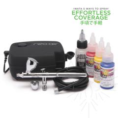 Iwata NEO Airbrushing Kit ( IW120 )