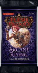 Flesh and Blood - Arcane Rising Booster Pack