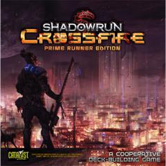 Shadowrun Crossfire - Prime Runner Edition
