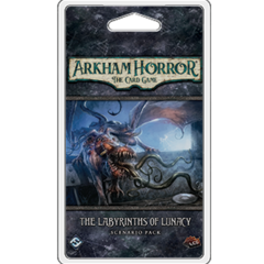 Arkham Horror LCG - The Labyrinths of Lunacy Scenario Pack