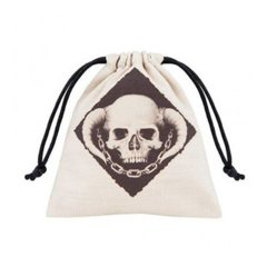 Dice Bag Skully Bag