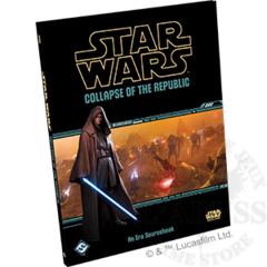 Star Wars RPG - Collapses of the Republic