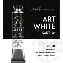 Scale Artist - Art White 20ml ( SART-01 )