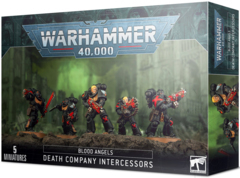 Blood Angels Death Company Intercessors ( 41-22 )