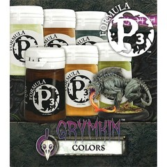 Grymkin Colors Paint Box