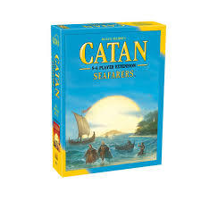 Catan Seafarers 5-6 players (extension)