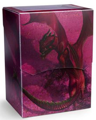 Dragon Shield - Deck Shell: Magenta (Fuchsin)