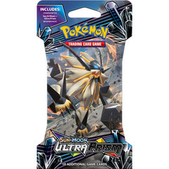 Pokemon Sm5 Ultra Prism Sleeved Booster Pack