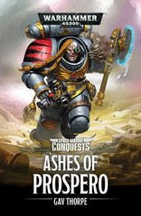 Space Marine Conquests: Ashes Of Prospero