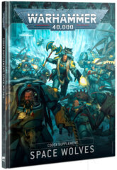 Codex Supplement: Space Wolves (ENG) ( 53-01 )