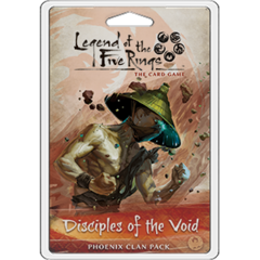 Legend of the Five Rings: Clan Packs - Disciples of the Void