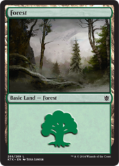 Basic Lands : Forest