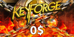 Inscription KeyForge Launch Party Free (2018-11-15)