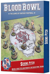 Blood Bowl: Sevens Pitch & Dugouts ( 202-17 )