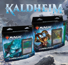 Kaldheim Commander Decks - Set of 2