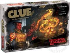 Clue- Dungeon and Dragons
