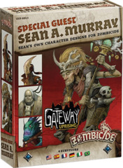 Zombicide: Green Horde - Special Guest Sean A. Murray