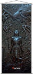 Ultra Pro Wall Scroll MTG Theros Beyond Death Elspeth's Nightmare (18237)