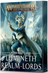 Lumineth Realm-lords Warscroll Cards (ENG) ( 87-03 )