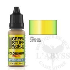 GSW Colorshift - Mystic Gold 17ml (1553)