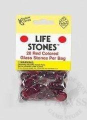 Koplow- Life Stones - Red