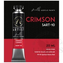 Scale Artist - Crimson 20ml ( SART-10 )