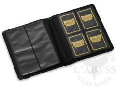 Dragon Shield Card Codex - 160 Pocket Portfolio - Black