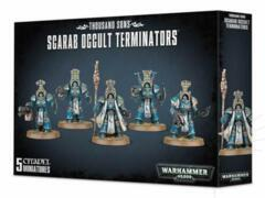 Thousand Sons Scarab Occult Terminators ( 43-36 )