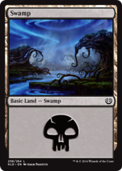 Basic Lands : Swamp