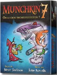 Munchkin 7: Oh le gros Tricheuuuuuuuur ! (FR)