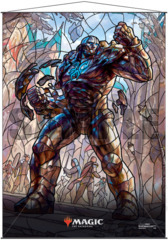 Ultra Pro Wall Scroll MTG Stained Glass Karn (18177)