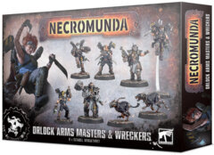Necromunda: Orlock Arms Masters and Wreckers ( 300-70 )