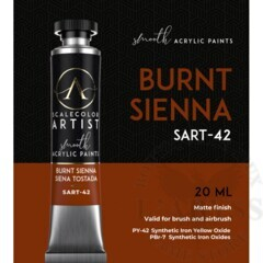 Scale Artist - Burnt Sienna 20ml ( SART-42 )