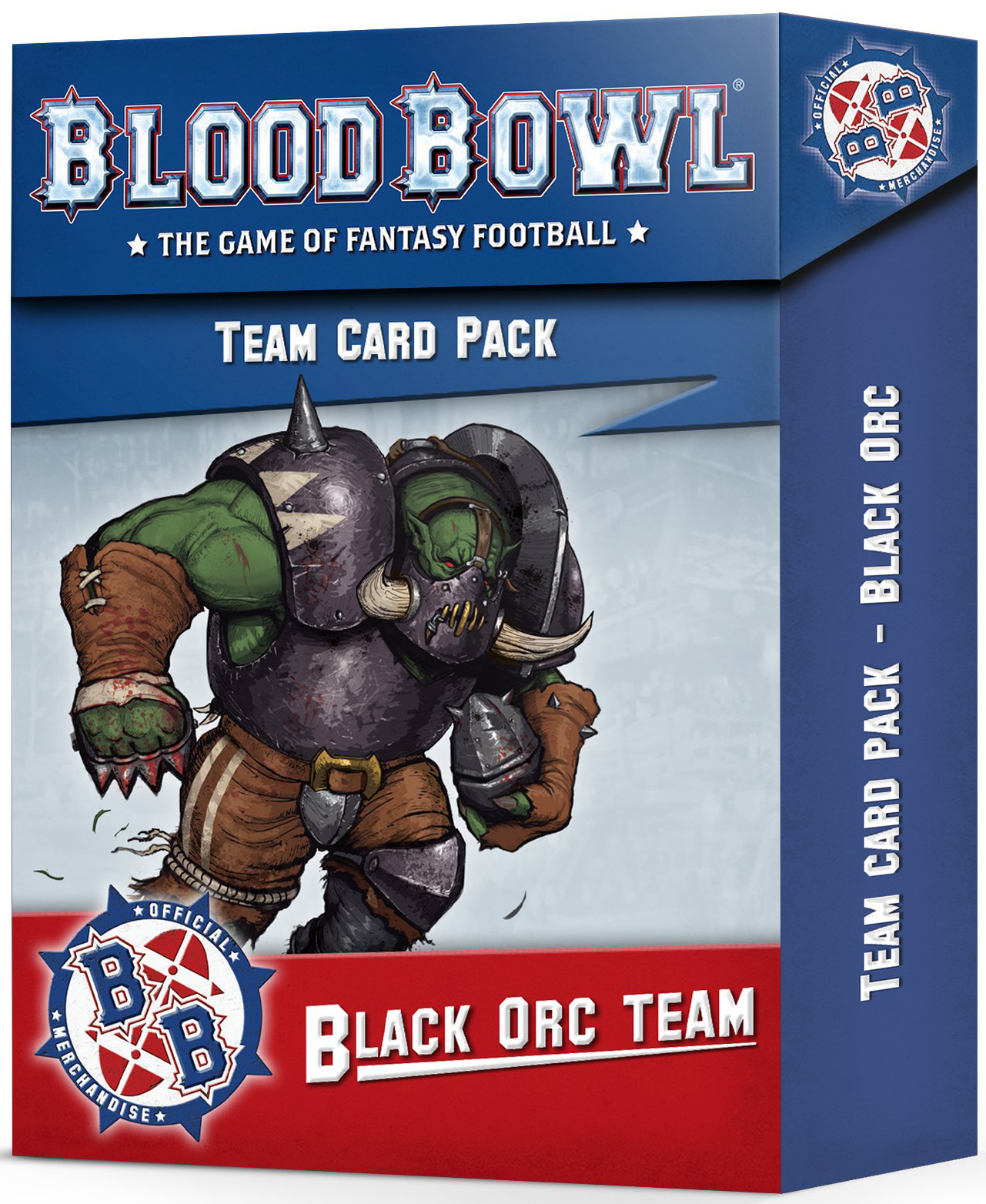Blood Bowl: Black Orc Team Card Pack ( 200-93 )