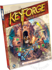 Genesys - Keyforge Secret of the Crucible