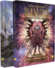 Call of Cthulhu 7th - Malleus Monstrorum Cthulhu Mythos Bestiary Set