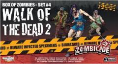 Zombicide: Box of Zombies Set #4: Walk of the Dead 2