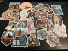 Miyazaki - Stickers Collant - Random Selection
