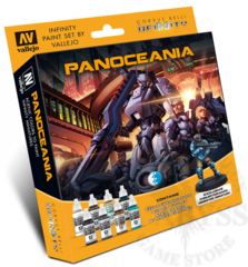 Vallejo Box Set Infinity - Panoceania ( 70231 )