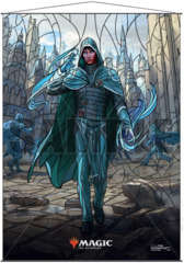 Ultra Pro Wall Scroll MTG Stained Glass Jace (18178)