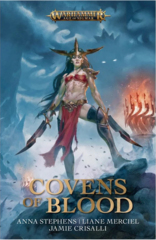 Covens of Blood (hardcover) ( BL2865 )