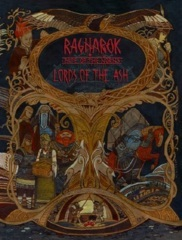 Ragnarok - Lords of the Ash (Softcover)